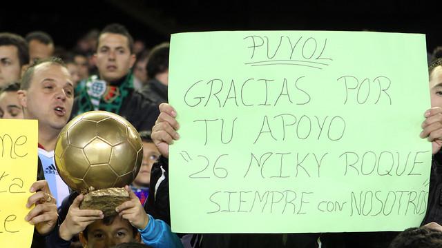 L'altra cara del Betis - Barça / FOTO: MIGUEL RUIZ - FCB