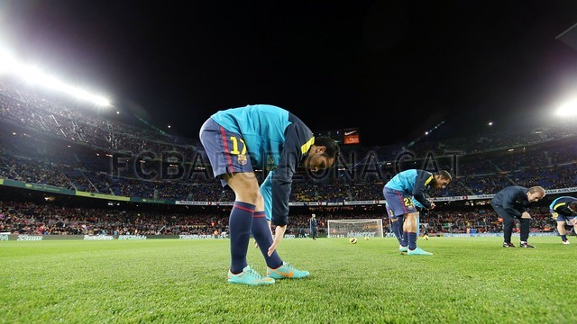 Another look at the FC Barcelona-Atlético match PHOTO: MIGUEL RUIZ - FCB