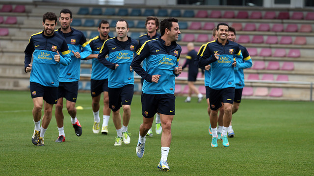 First team on holiday until January 2 / PHOTO: MIGUEL RUIZ - FCB
