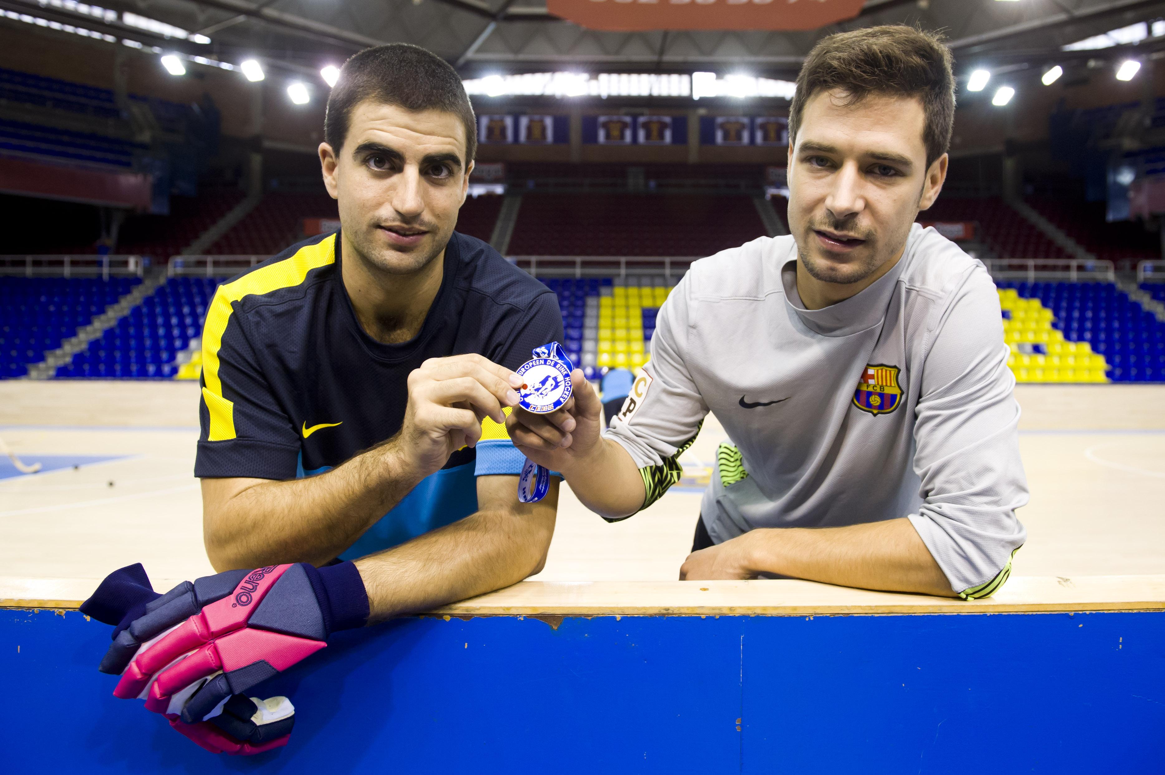 Imatge de Marc Gual i Sergi Fernández