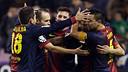 Goal against Valladolid FOTO: MIGUEL RUIZ-FCB.