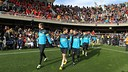 First Team's Training open to public at Miniestadi