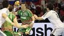 Rutenka és el màxim golejador del Mundial amb 32 gols /FOTO:Carlos M.Picazas-Handballspain2013