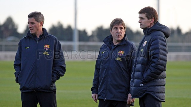 Training session 18/01/2013 FOTO: MIGUEL RUIZ - FCB