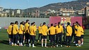 Training session 22/01/2013