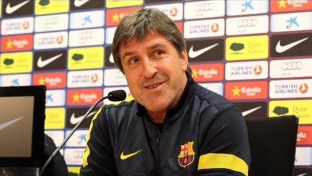 Live Streaming: Jordi Roura's press conference