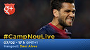 Dani Alves | Google+ Hangout