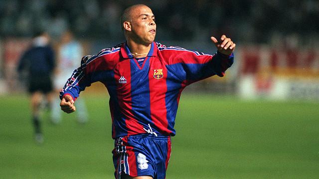 Ronaldo / FOTO: ARXIU FCB
