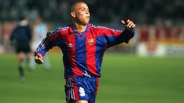 FC Barcelona - Bara Legends: Ronaldo