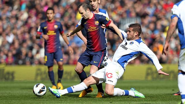 Andrés Iniesta / PHOTO: MIGUEL RUIZ - FCB