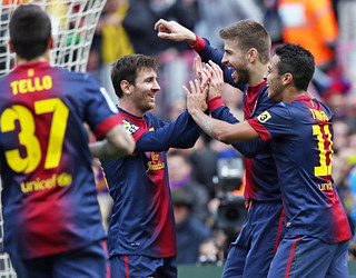 FCB - GETAFE / FOTO: MIGUEL RUIZ - FCB
