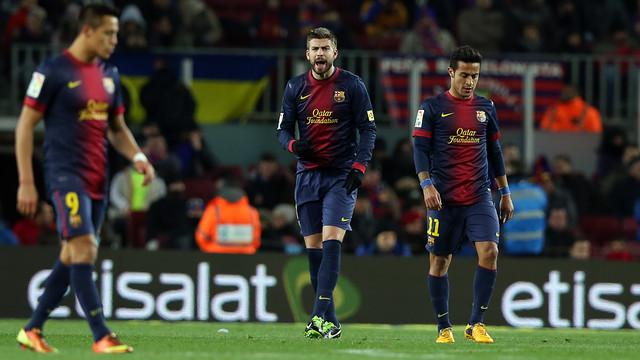Les dades de la setena remuntada | FC Barcelona