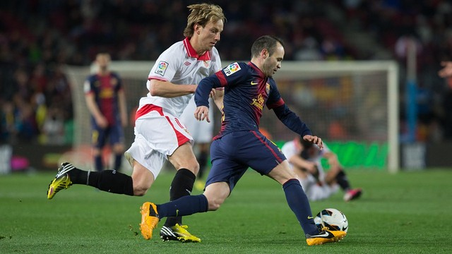 Photo Gallery: FC Barcelona vs Sevilla | FC Barcelona