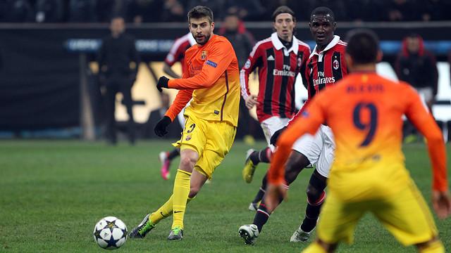 Fc Barcelona V Ac Milan Match Preview Fc Barcelona News
