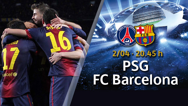 psg vs barca