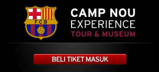 Camp Nou Experience Tickets