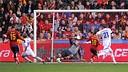 El gol de Finlàdia contra Espanya. FOTO: fifa.com