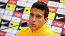 Cristian Tello / PHOTO: MIGUEL RUIZ - FCB