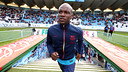 Abidal receives standing ovation at Balaídos
