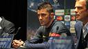 David Villa  / PHOTO: MIGUEL RUIZ - FCB