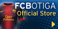 FCBOTIGA. Acces to the Officcial Store
