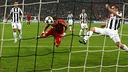 Mandzukic, contra la Juventus. FOTO: fcbayern.de