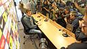 Tito Vilanova, before the press conference. PHOTO: MIGUEL RUIZ -FCB