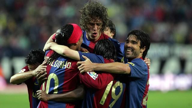 Gol Ronaldinho