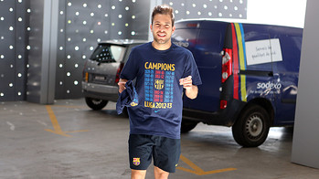 La rua vista per Jordi Alba
