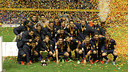 Champions of the Copa Catalunya