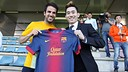 Champ Ded Keela, FC Barcelona's new honorary fan from Thailand