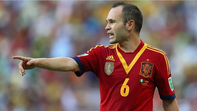 Iniesta / PHOTO: FIFA