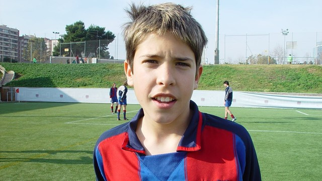 Jordi Alba / FOTO: ARXIU FCB