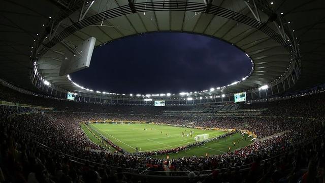 The Maracaná stadium in a previous match PHOTO: FIFA.COM