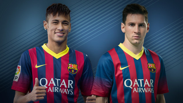 Messi And Neymar Jr  A Duo Worthy Of FC Barcelona S History
