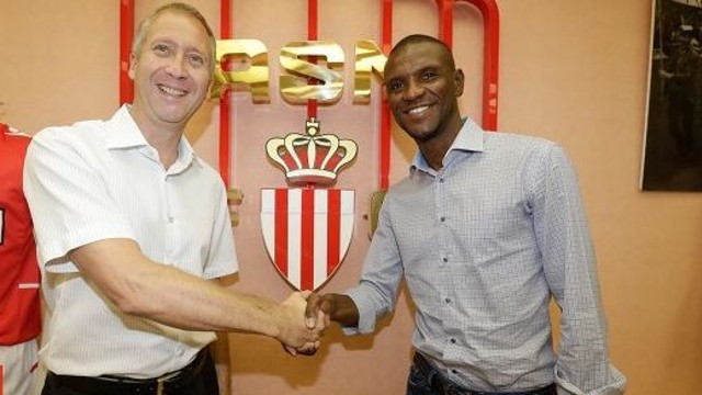 Abidal joins Monaco / PHOTO: ASM-FC.COM