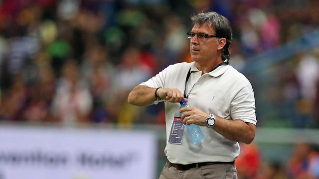 Tata Martino in Kuala Lumpur / PHOTO: MIGUEL RUIZ - FCB
