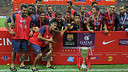 Barça win in Malaysia. PHOTO: MIGUEL RUIZ-FCB.