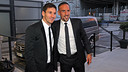 Leo Messi and Franck Ribéry / PHOTO: MIGUEL RUIZ - FCB