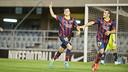 Espinosa scored the winner / PHOTO: ARXIU - FCB