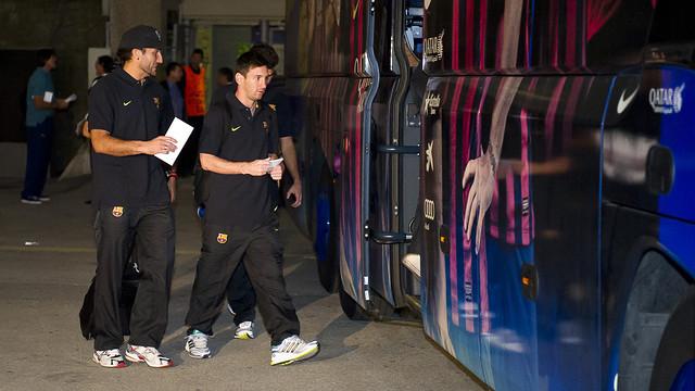 PHOTO: VÍCTOR SALGADO - FCB
