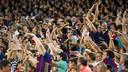 FC Barcelona will have plenty of support in Valencia. PHOTO: FCB ARCHIVE