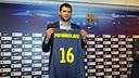 Papanikolaou / PHOTO: MIGUEL RUIZ - FCB