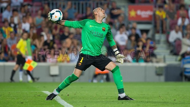 FOTO: GERMAN PARGA - FCB