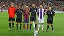 FCB - Valladolid (4-1)