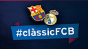 Clásico infographic on FC Barcelona-Real Madrid