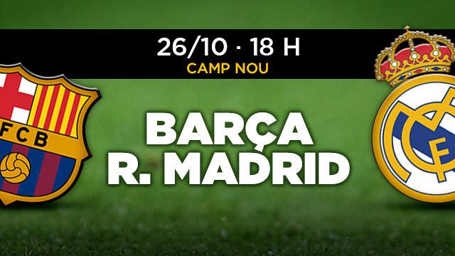 Totes les notícies del Barça - Madrid d'avui