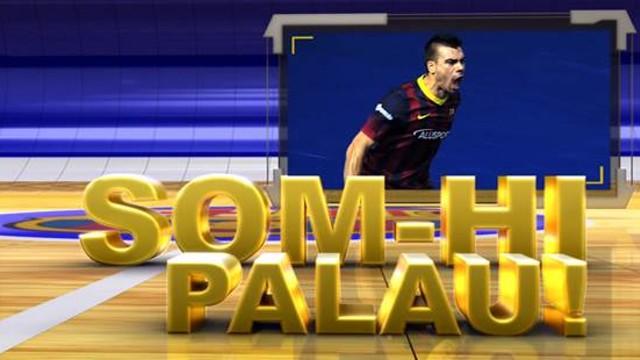 Careta del programa 'Som-hi Palau'