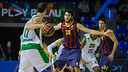 Abrines / PHOTO: GERMÁN PARGA - FCB
