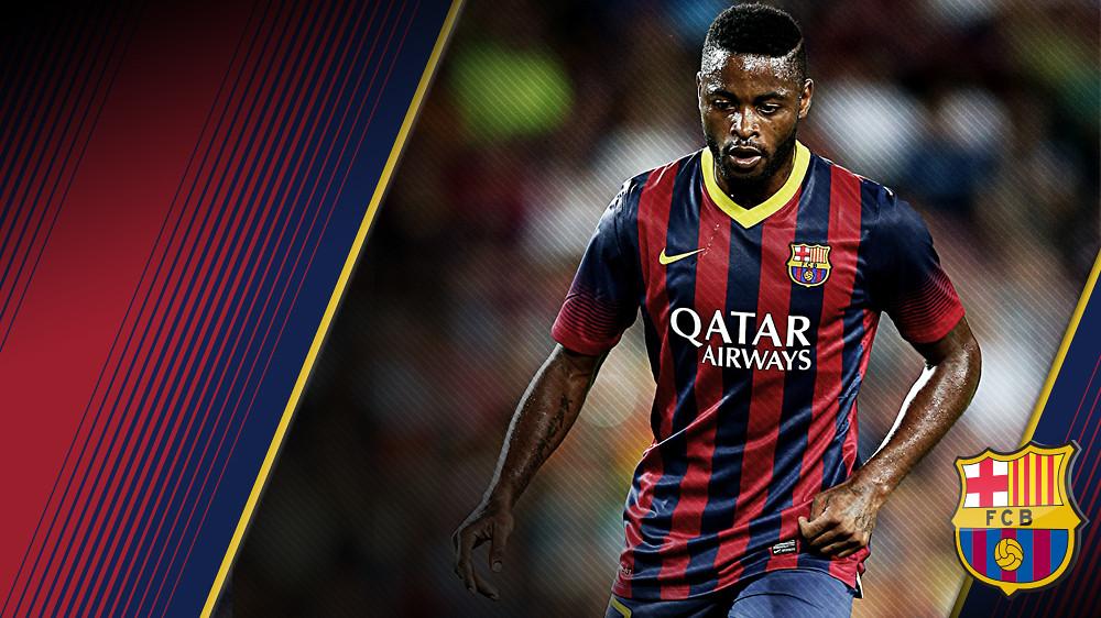 Alex Song FC Barcelona